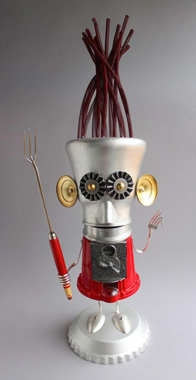 Брайан Маршал и его позитивные роботы