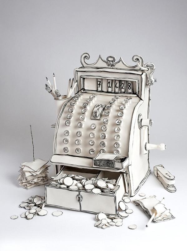 Катерина Морлинг и ее керамические скульптуры