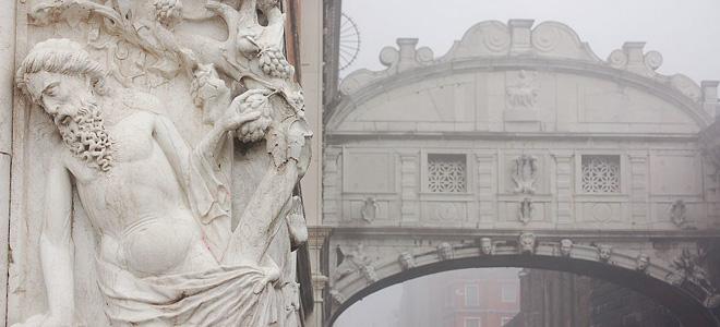 Мост Вздохов в Венеции (7 фото)
