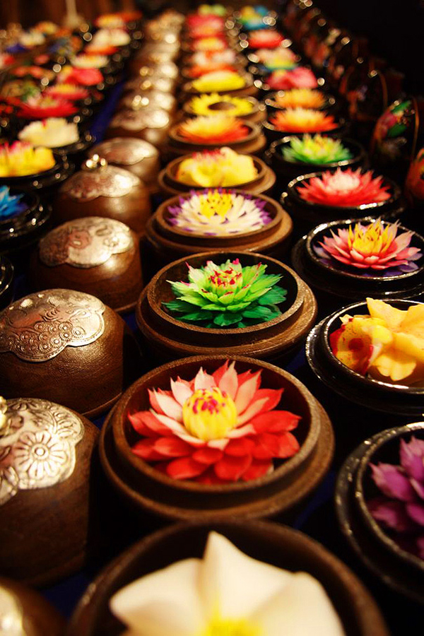 Самое красивое мыло в мире из провинции Чианг Рай