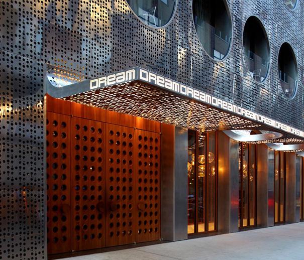 Dream Downtown - отель в Нью-Йорке