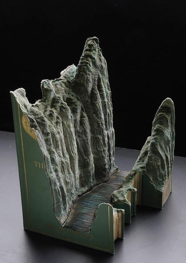 Гай Ларами и его пейзажи из книг