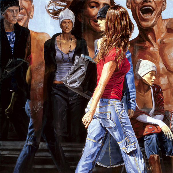 Микеле Дель Кампо и его картины
