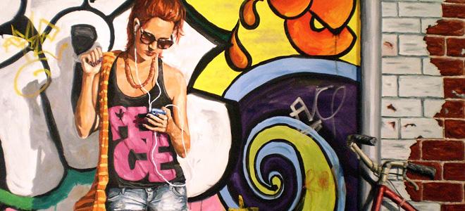 Микеле Дель Кампо и его картины наполненные солнцем (23 фото)