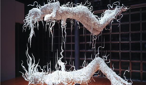 Мотохико Одани и его динамичные скульптуры