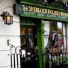 Легендарный музей Шерлока Холмса в Лондоне (17 фото)