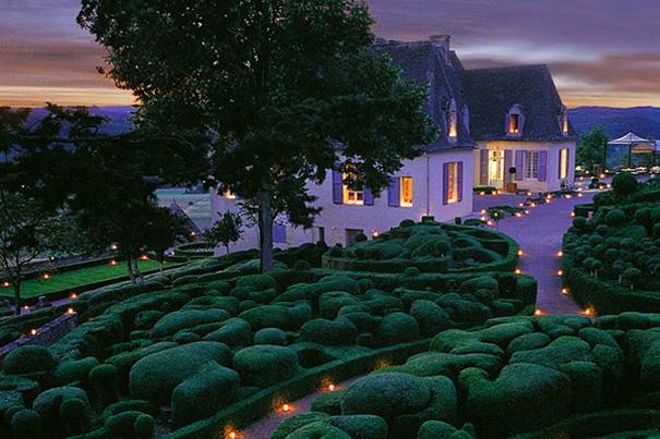 Восхитительные сады Маркессак