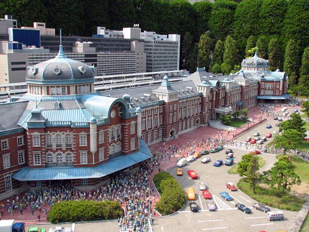 Тематический парк Tobu World Square
