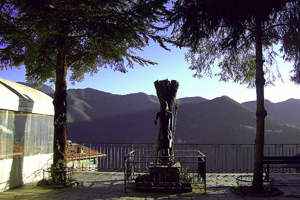 Триора - город ведьм в Италии