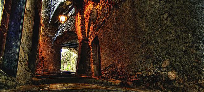 Триора — город ведьм в Италии (19 фото)