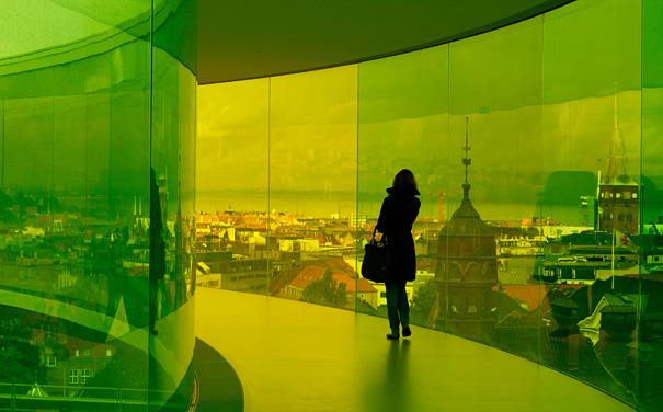 Твоя радужная панорама в Дании
