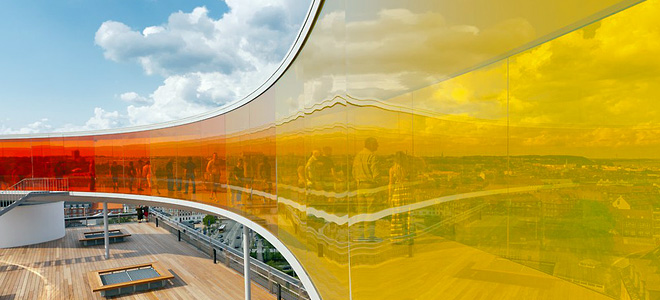 «Твоя радужная панорама» в Дании (11 фото)