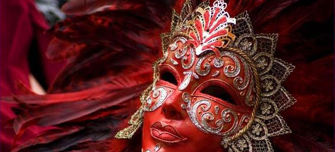 Венецианские маски (17 фото)