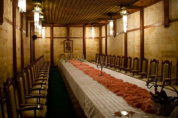 Винные погреба Милешть Мичь в Молдове