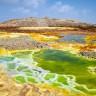 Вулкан Даллол в Эфиопии (11 фото)
