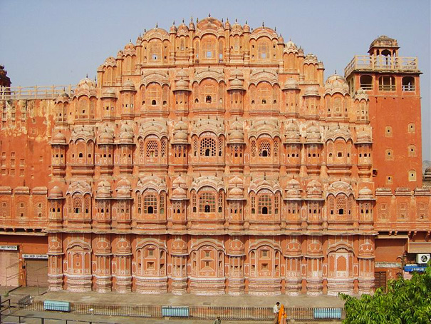 Хава Махал - Дворец Ветров в Джайпуре