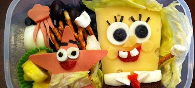 Хизер Ситаржевски и ее необычные школьные обеды (15 фото)