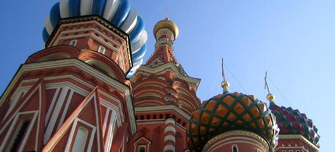 Храм Василия Блаженного в Москве (11 фото)