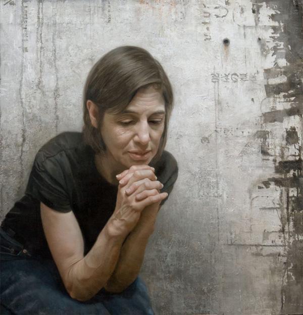 Дэвид Джон Кассан и его настенная живопись