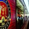 «Экспресс Махараджей» — самый роскошный поезд Азии (21 фото)