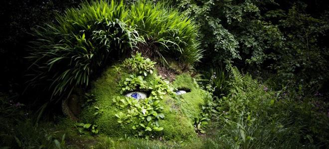 Затерянные сады Хелигана в Корнуоле (23 фото)
