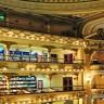 Изысканный книжный магазин Libreria El Ateneo (11 фото)