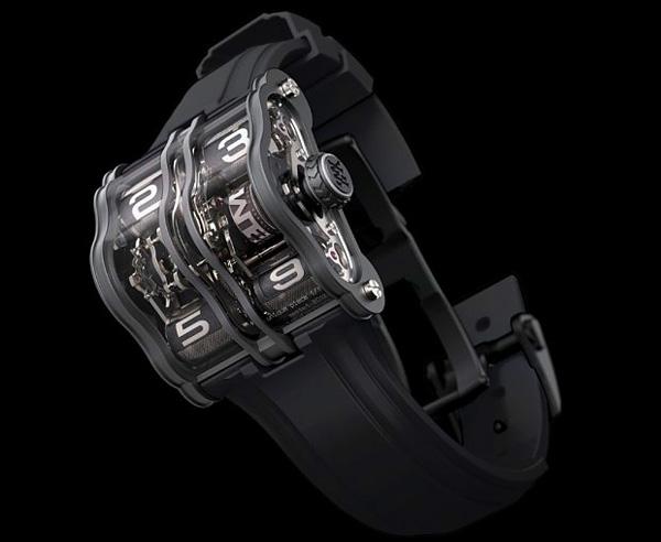 Необычные и роскошные часы 2LMX