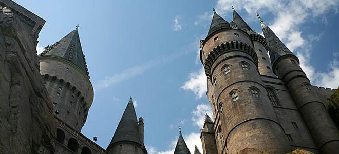 Тематический парк «Волшебный мир Гарри Поттера» (19 фото)