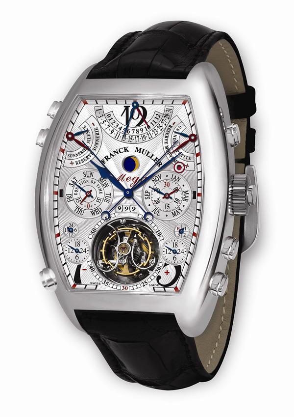 Aeternitas Mega 4 самые сложные часы в мире