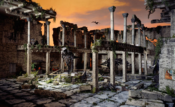 Миниатюрные пейзажи апокалипсиса Лори Никс (4)