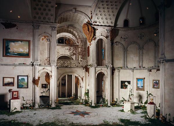 Миниатюрные пейзажи апокалипсиса Лори Никс (16)