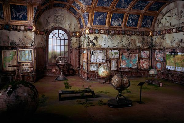 Миниатюрные пейзажи апокалипсиса Лори Никс (12)