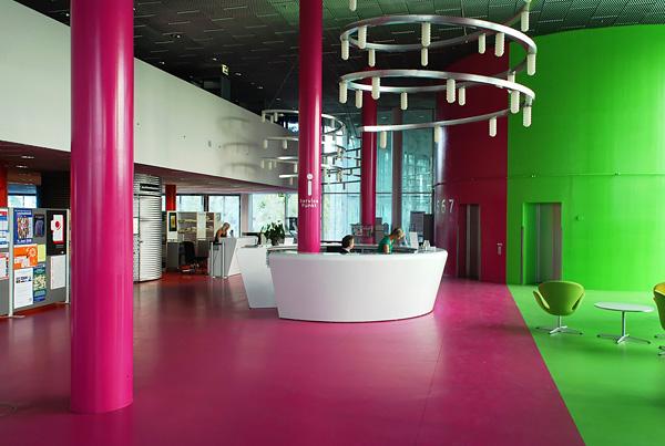 Библиотека Бранденбургского Технического Университета