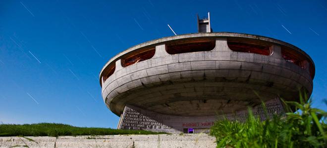Бузлуджа — мистический памятник коммунизму (15 фото)