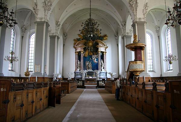 Церковь Спасителя в Копенгагене
