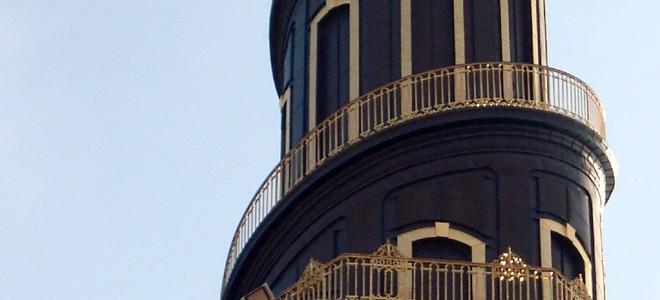 Церковь Спасителя в Копенгагене (9 фото)