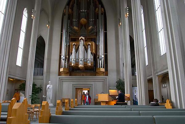 Церковь Хатльгримскиркья в Рейкьявике