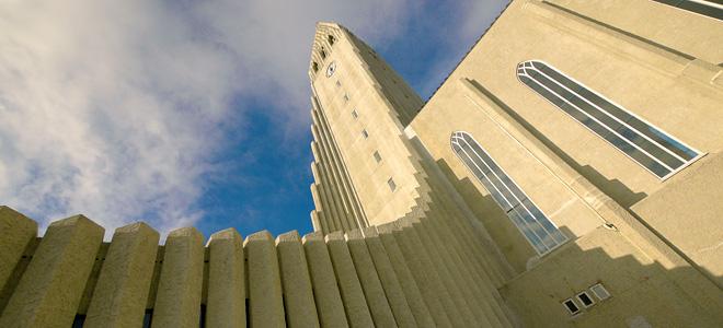 Церковь Хатльгримскиркья в Рейкьявике (13 фото)