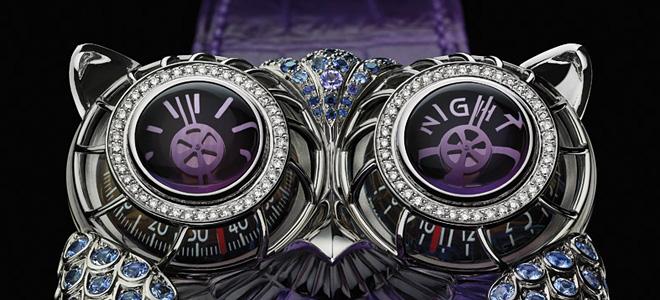 Часы JwlryMachine — шедевр от MB&F и Boucheron (7 фото)