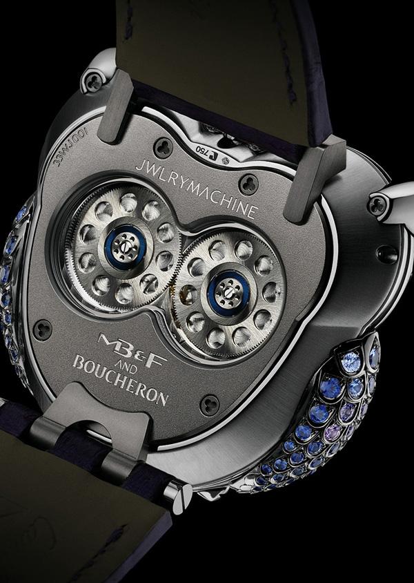 Часы JwlryMachine