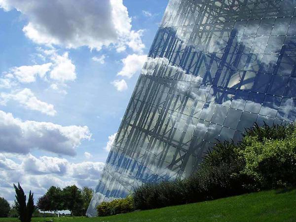 Парк оптических развлечений Футуроскоп во Франции