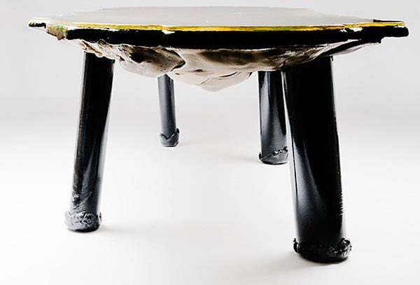 Столы с морскими пейзажами Гаэтано Пеше