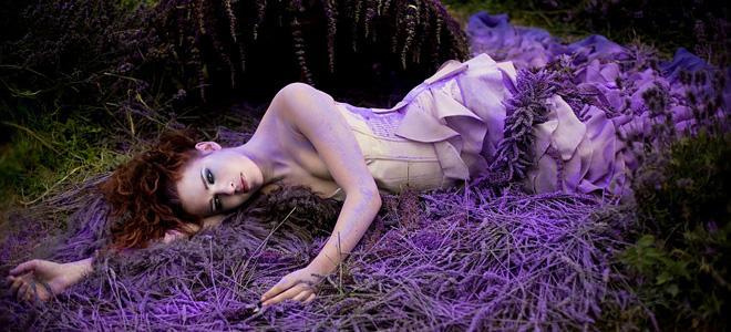 Кирсти Митчелл и ее стильная «Страна чудес» (29 фото)
