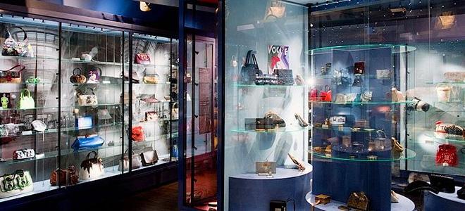 Музей сумок и кошельков в Амстердаме (31 фото)