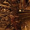 Настоящий голландский галеон в музее «Васа» (13 фото)