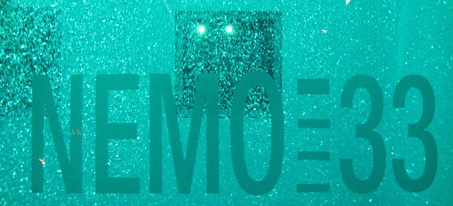 Немо 33 — самый глубокий бассейн в мире (9 фото)