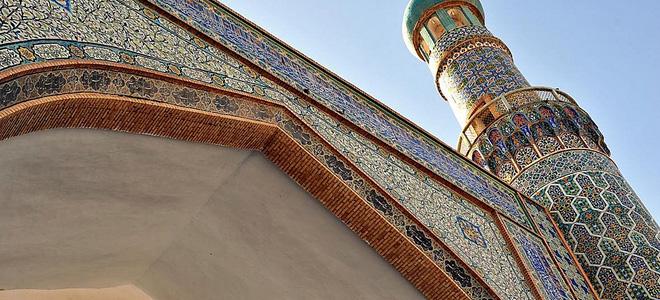 Пятничная мечеть в Герате (11 фото)
