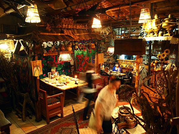 Ресторан Старый млин в Тернополе