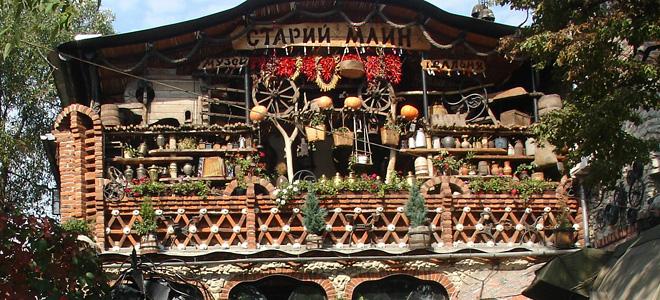 Ресторан «Старый млин» в Тернополе (21 фото)