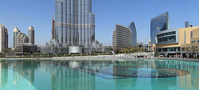 Самый большой музыкальный фонтан в мире (13 фото)